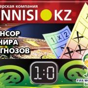 Букмекерская контора Тенниси