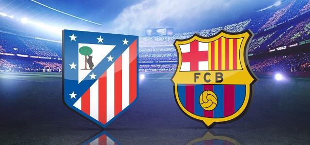 Барселона выиграла у Атлетико