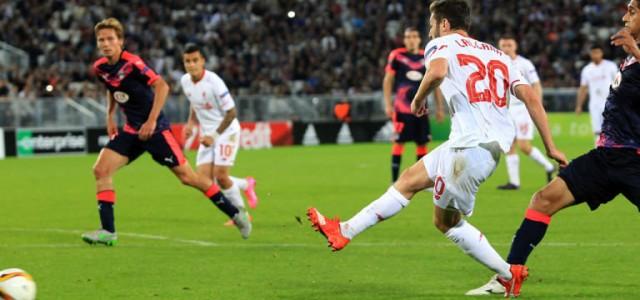 Ливерпуль заработал одно очко во встрече с Бордо