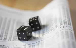 Dice on Stock Listings