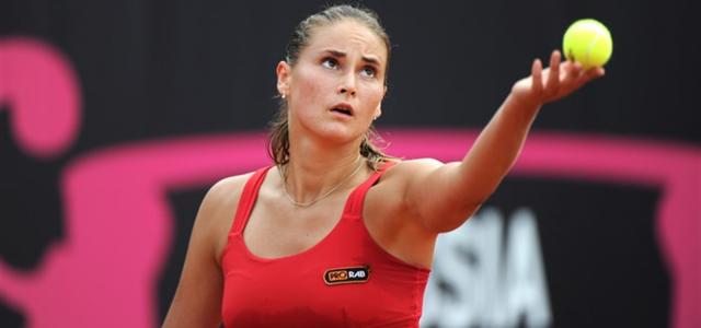 WTA в Австрии. Результаты первого этапа