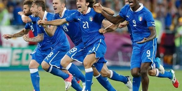 Италия получила путевку на Евро-2016