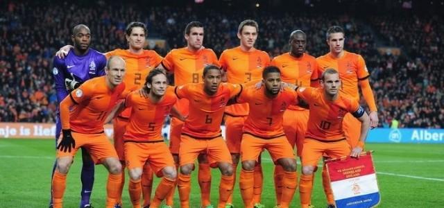 Голландцы не попали на Евро