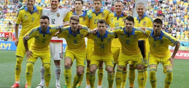 Украинцы отвоевали себе место на Евро-2016
