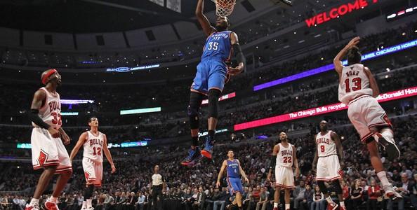 Прогноз. Баскетбол. Оклахома-Сити Тандер – Чикаго Буллз. 25 декабря 2015