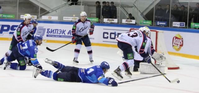 Прогноз. Хоккей. Сибирь – Барыс. 24 декабря 2015