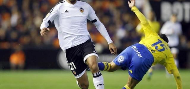 Прогноз. Футбол. Валенсия – Лас-Пальмас. 21 января 2016