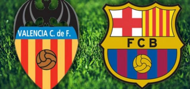 Прогноз. Футбол. Валенсия – Барселона. 10 февраля 2016