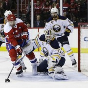 НХЛ: Баффало и Вашингтон радуют, Тампа огорчает