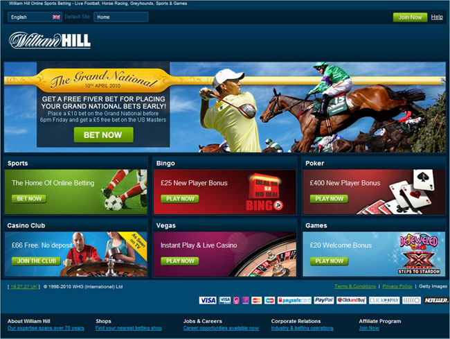 зеркало william hill sports