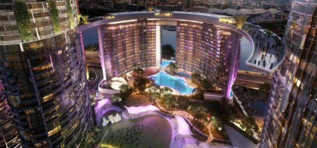 В Квинсленде начато строительство огромного развлекательного центра с казино