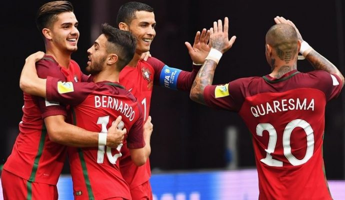 Прогноз на футбол Португалия – Чили (Кубок конфедераций, 28.06.2017)