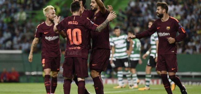 Прогноз на футбол Барселона – Лас-Пальмас (Ла Лига, 01.10.2017)