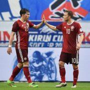 Прогноз на футбол Дания – Армения (ЧМ-2018, 4.09.2016)