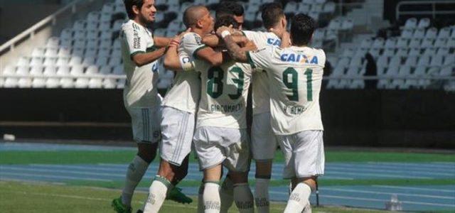 Прогноз на футбол Коритиба – Баия (Серия А, Бразилия, 15.06.2017)