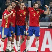 Прогноз на футбол Албания – Испания (ЧМ-2018, 09.10.2016)