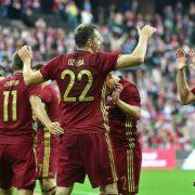 Прогноз на футбол Катар – Россия (Товарищеский матч, 10.10.2016)