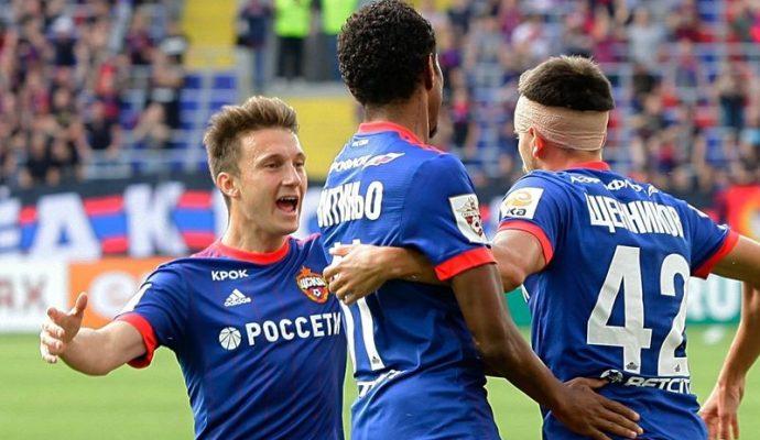 Прогноз на футбол Тосно – ЦСКА (РФПЛ, 09.08.2017)