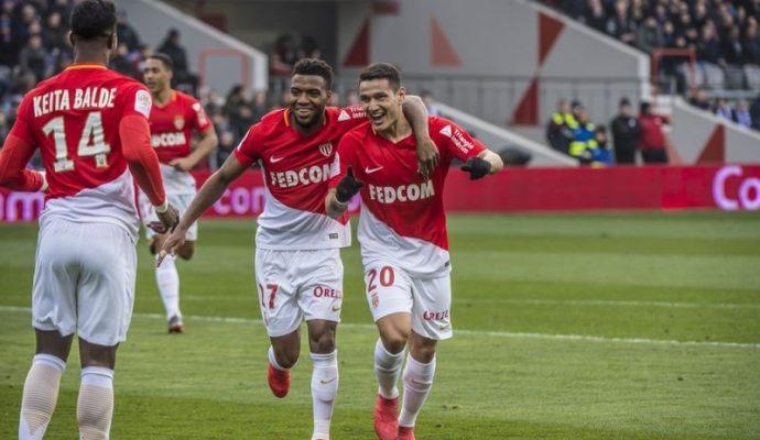 Прогноз на футбол Монако – Лилль (Лига 1, 16.03.2018)