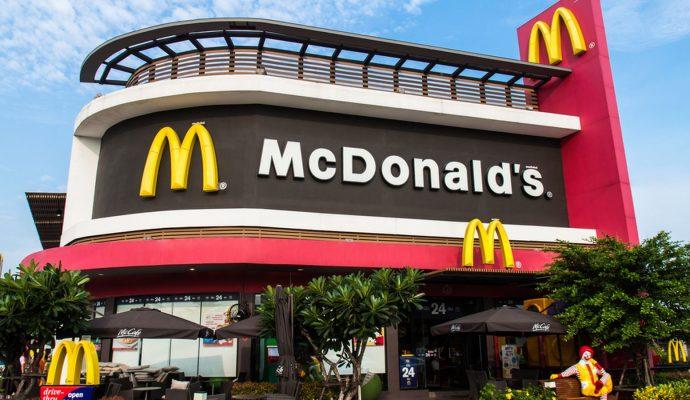 McDonalds проспонсирует киберспортивный турнир