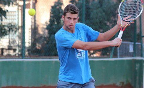 Теннисист из Италии начал получать угрозы
