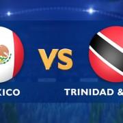 Мексика — Тринидад и Тобаго