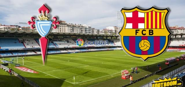 Провал Барселоны в игре с Сельтой