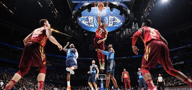 НБА проводит контрольные матчи