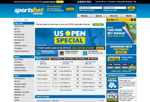 Sportsbet-Australia-website