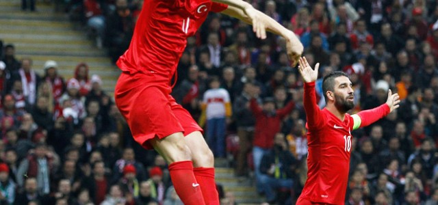 Прогноз. Футбол. Турция — Исландия. 13 октября 2015