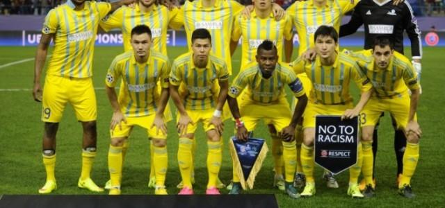 Прогноз. Футбол. Астана – Атлетико. 3 ноября 2015