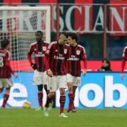 Милан на Сан-Сиро одолел Кротоне, но только в дополнительное время