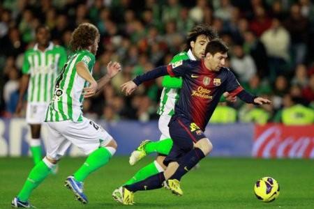 Прогноз. Футбол. Барселона – Бетис. 30 декабря 2015