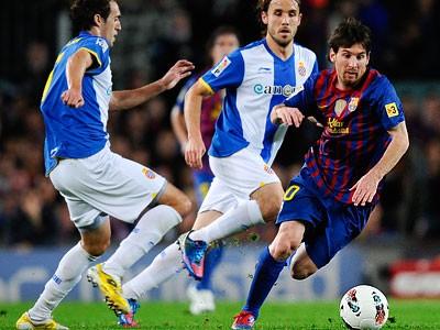 Прогноз. Футбол. Барселона – Эспаньол. 6 декабря 2016