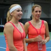 Сестры Киченок покинули чемпионат в Дохе