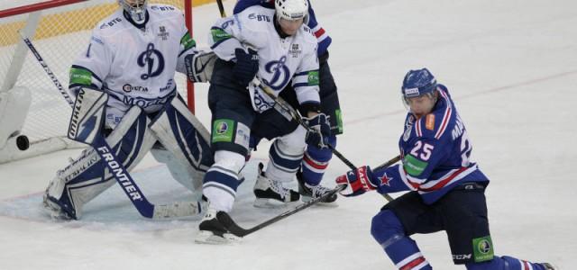Прогноз. Хоккей. СКА – Динамо Москва. 17 марта 2016