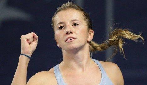 Прогноз. Теннис. WTA. Бетани Маттек-Сандс – Анника Бек. 11 марта 2016