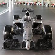 Новый болид для Формулы-1
