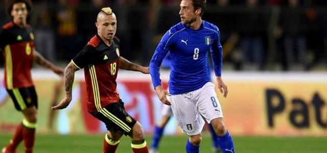 Прогноз на футбол Бельгия – Италия, Евро-2016 (13.06.2016)