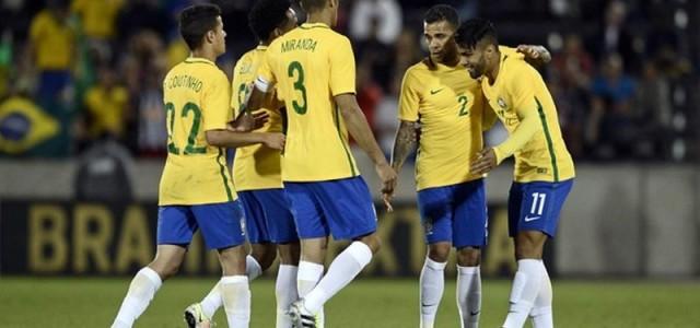 Прогноз на футбол Копа Америка 2016, Бразилия – Эквадор (05.06.2016)