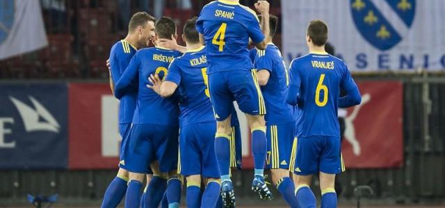 Прогноз на футбол Кубка Кирин, Дания – Босния и Герцеговина (03.06.2016)