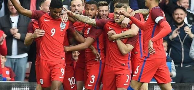 Прогноз на товарищеский матч по футболу, Англия – Португалия (02.06.2016)