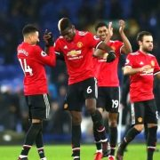 Прогноз на футбол Манчестер Юнайтед – Дерби Каунти (Кубок Англии, 05.01.2018)
