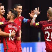 Прогноз на футбол Португалия — Чили (Кубок конфедераций, 28.06.2017)