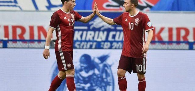 Прогноз на футбол Дания — Армения (ЧМ-2018, 4.09.2016)