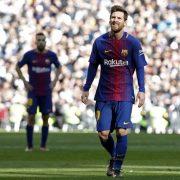 Прогноз на футбол Эспаньол — Барселона (Кубок Короля, 17.01.2018)