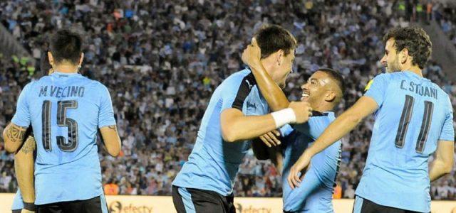 Прогноз на футбол Чили — Уругвай (ЧМ-2018, 16.10.2016)