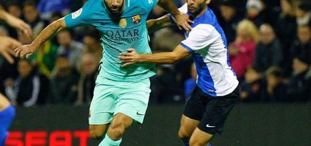 Прогноз на футбол Барселона — Эркулес (Кубок Короля, 22.12.2016)
