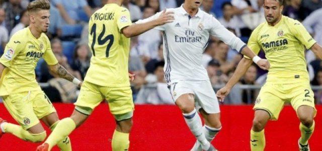 Прогноз на футбол Вильярреал – Реал Мадрид (Ла Лига, 27.02.2017)