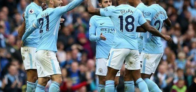 Прогноз на футбол Манчестер Сити — Наполи (ЛЧ, 17.10.2017)